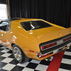 1972 AMC Javelin AMX article