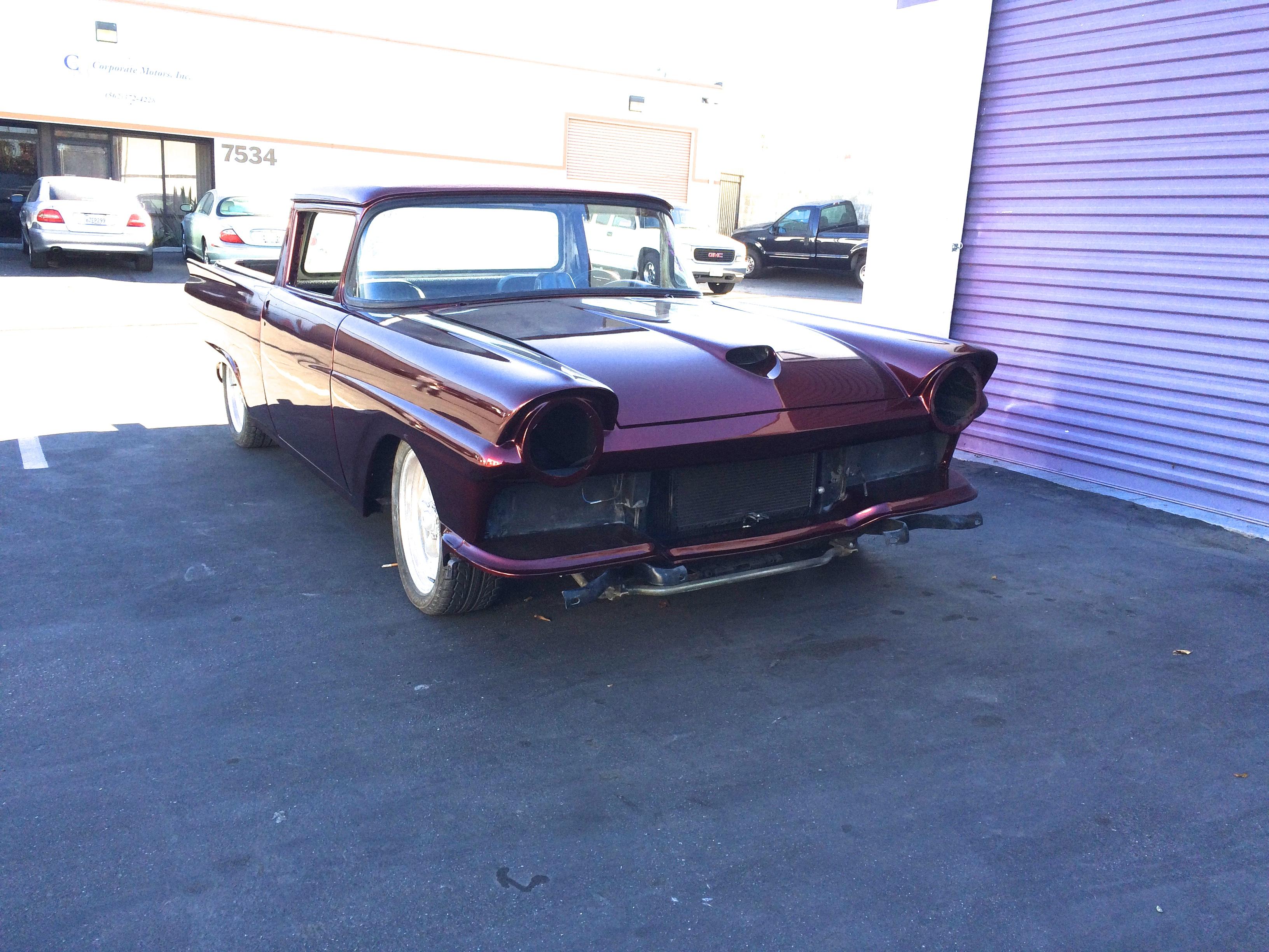 Ford Ranchero Hot Rod Driven Co