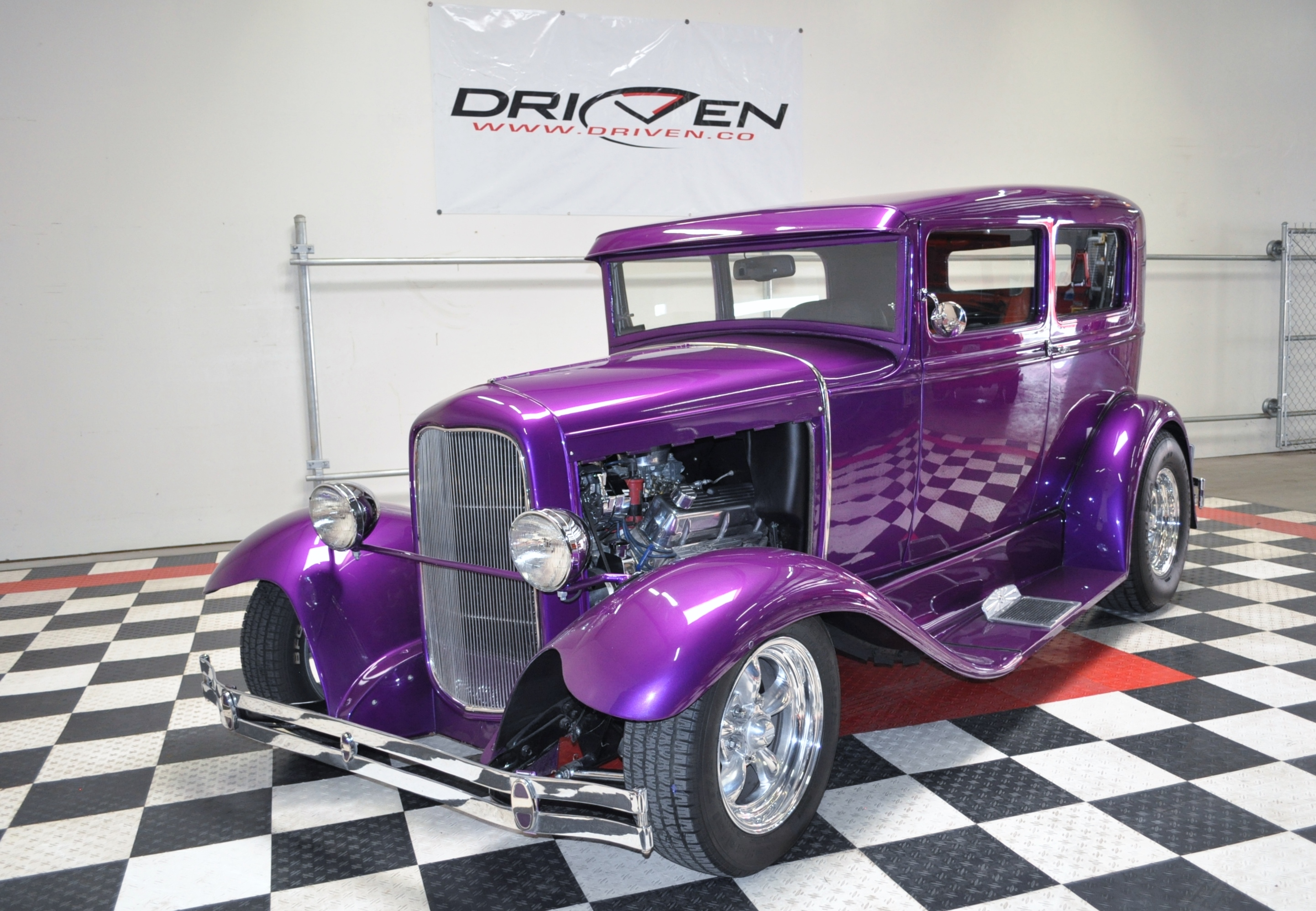 Ford Model A Street Rod | DRIVEN.CO