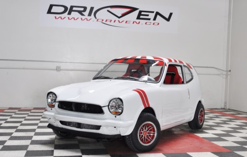 72 Honda AZ600 JDM by driven.co