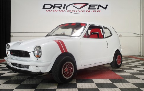 "1972 Honda 600 ""Coupe' by Driven.co"
