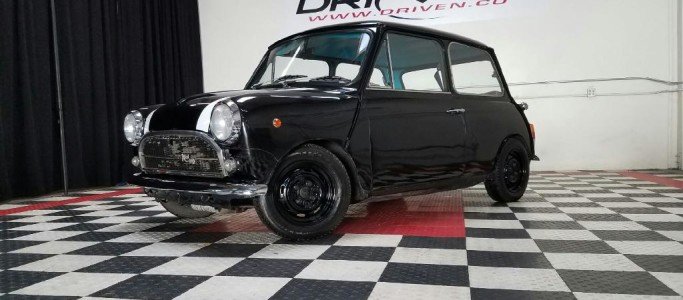 1972 Innocenti Mini 1001 by Driven.co