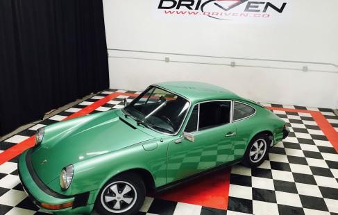 1976 Porsche 912e by DRIVEN.co