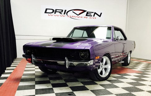 1972 Dodge Dart Swinger by Driven.co