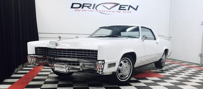 1967 Cadillac Eldorado by DRIVEN.co