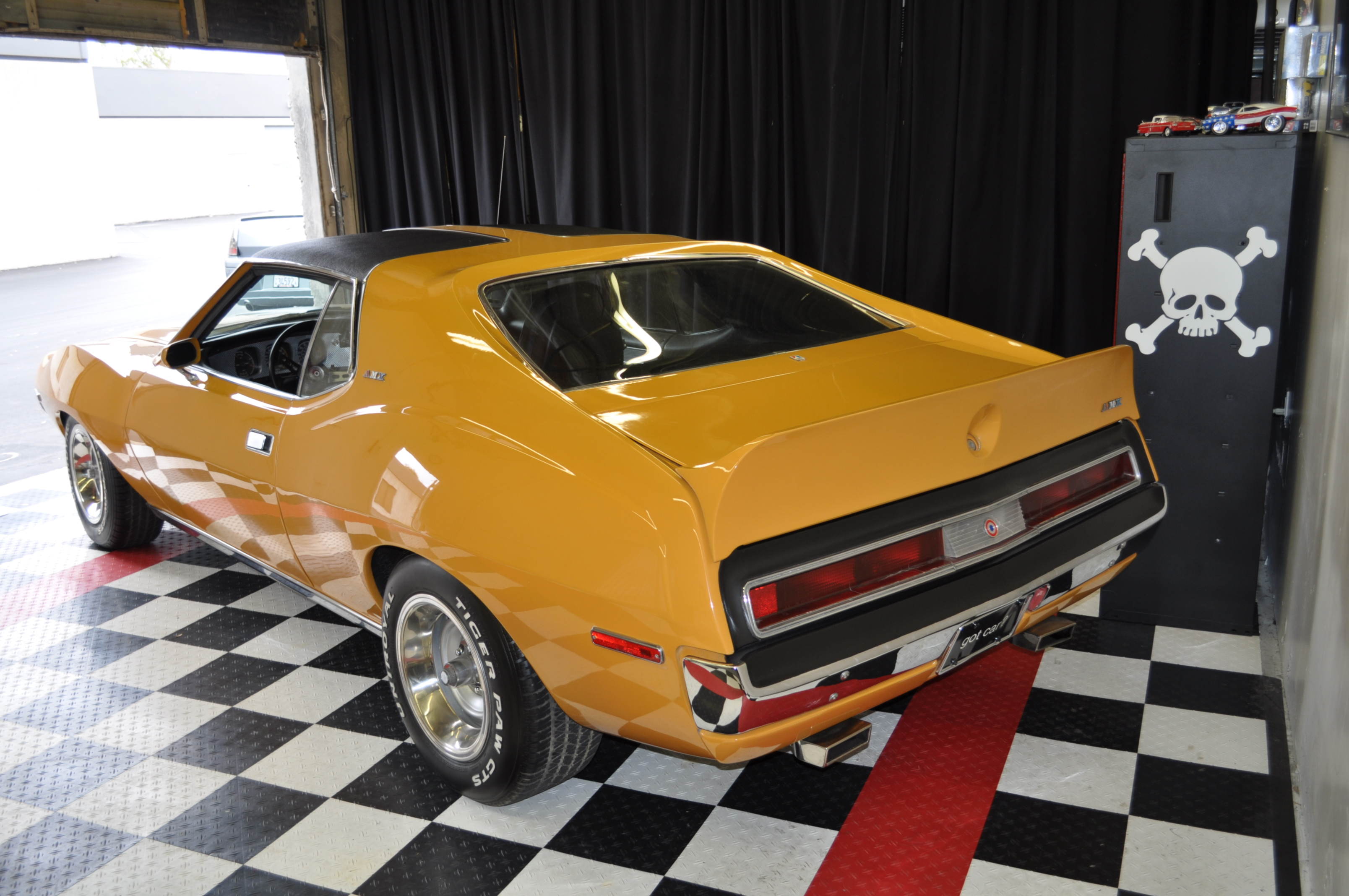 AMC Javelin AMX | DRIVEN.CO
