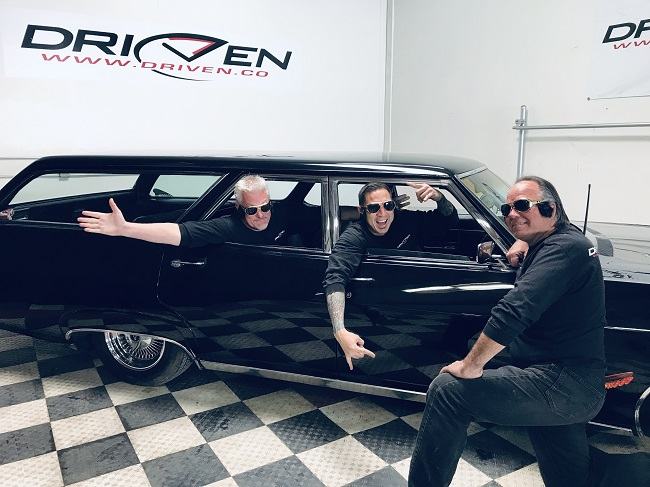 driven restore purchase sell vintage cars