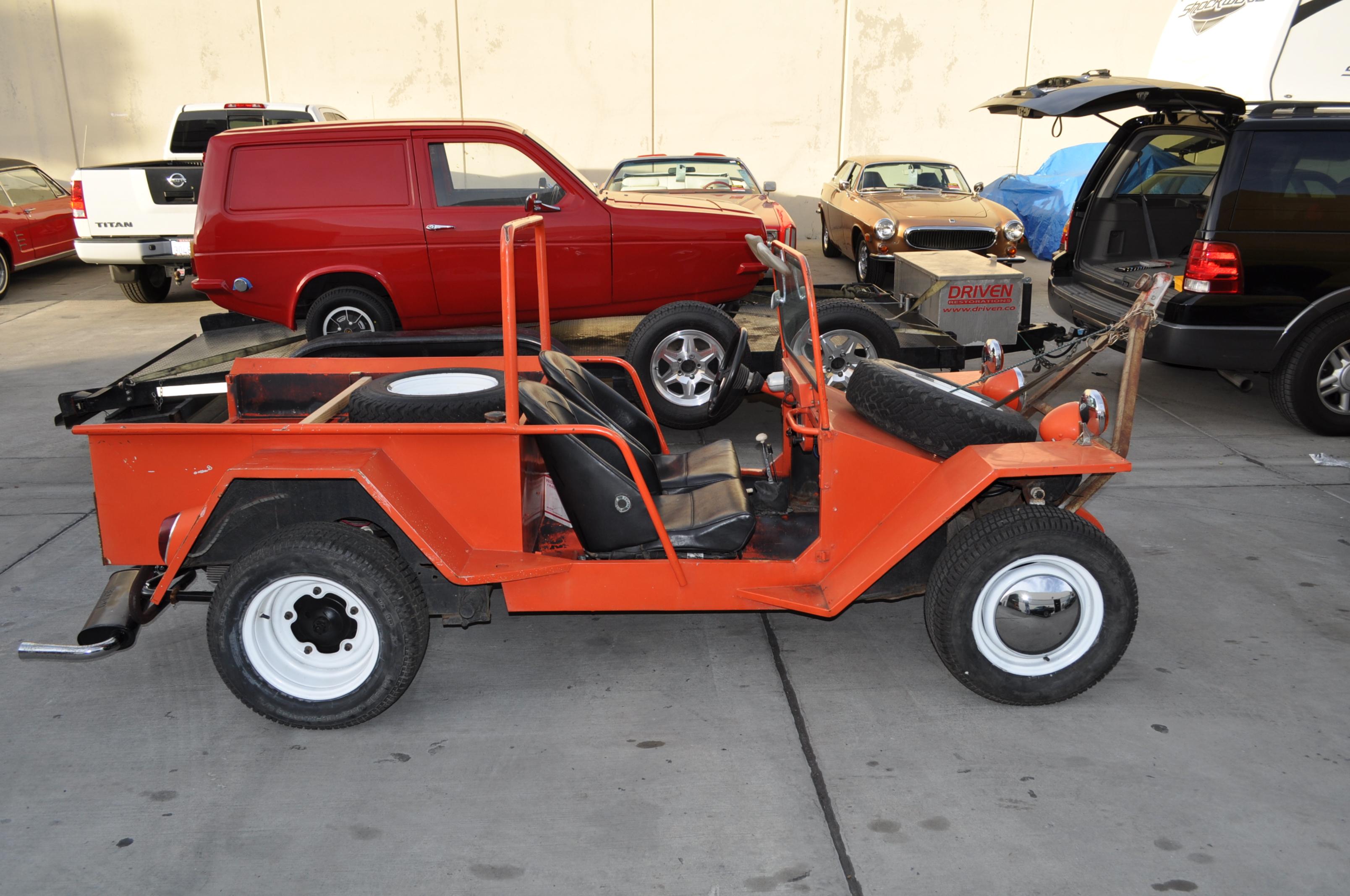 Empi Sportster Driven Co