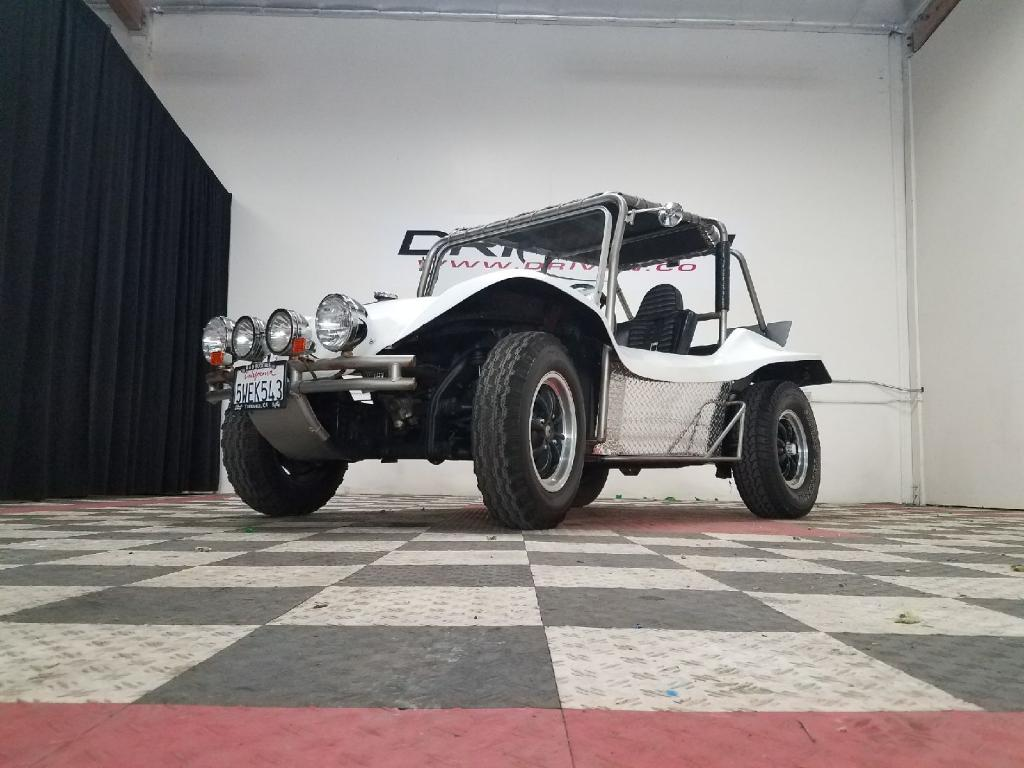 Street Legal Vw Dune Buggy Driven Co