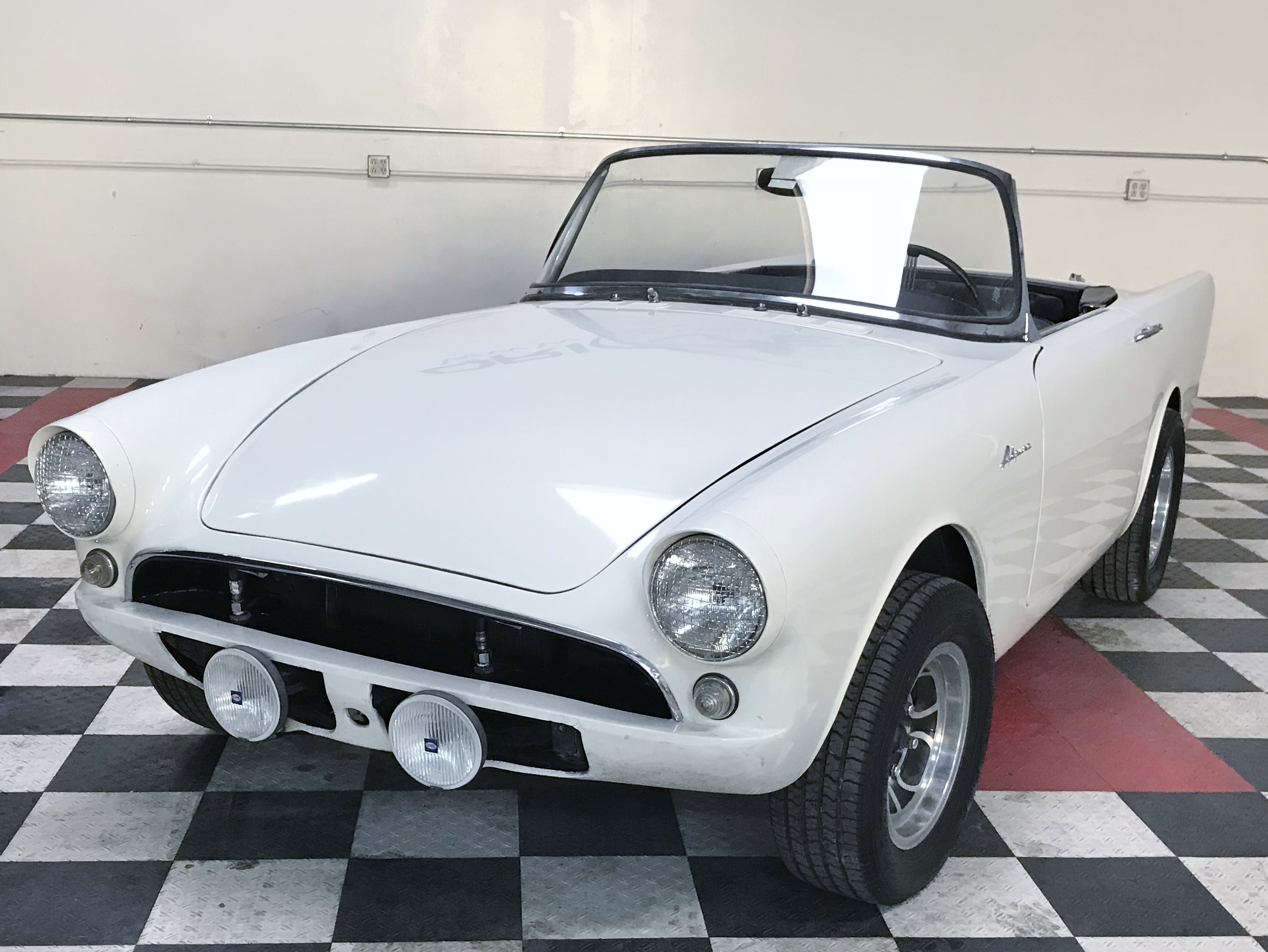 Sunbeam Alpine Series Ii Driven Co