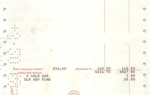 71155 Invoice
