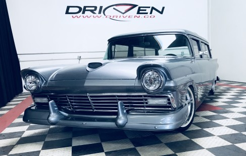 1957 Ford Ranch Wagon by DRIVEN.co