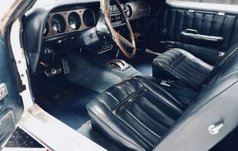 1969 Cougar XR7 by DRIVEN.co