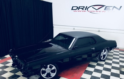 1970 Mercury Cougar by DRIVEN.co