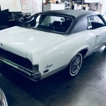 1969 Mercury Cougar by DRIVEN.co