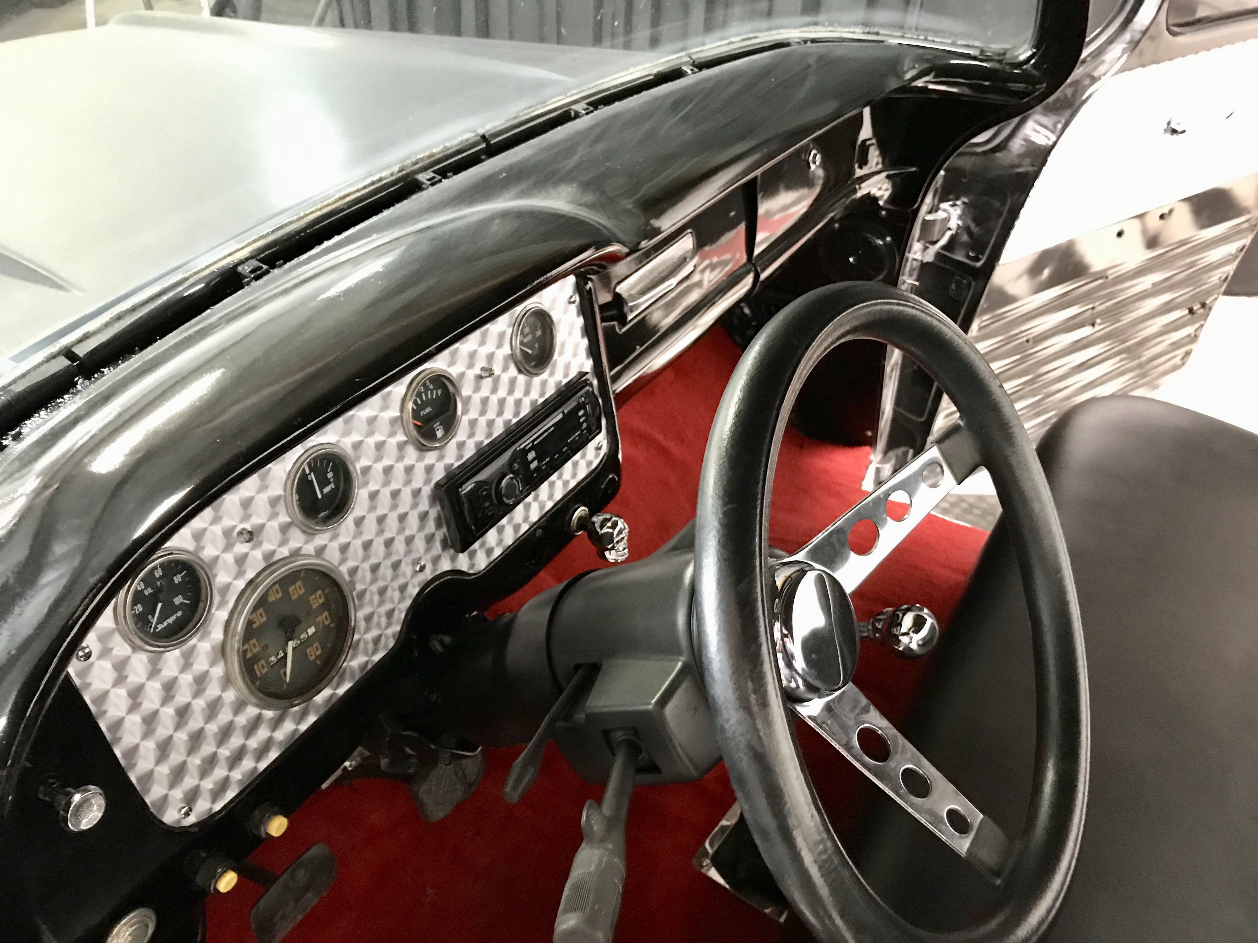 1955 GMC by DRIVEN.co