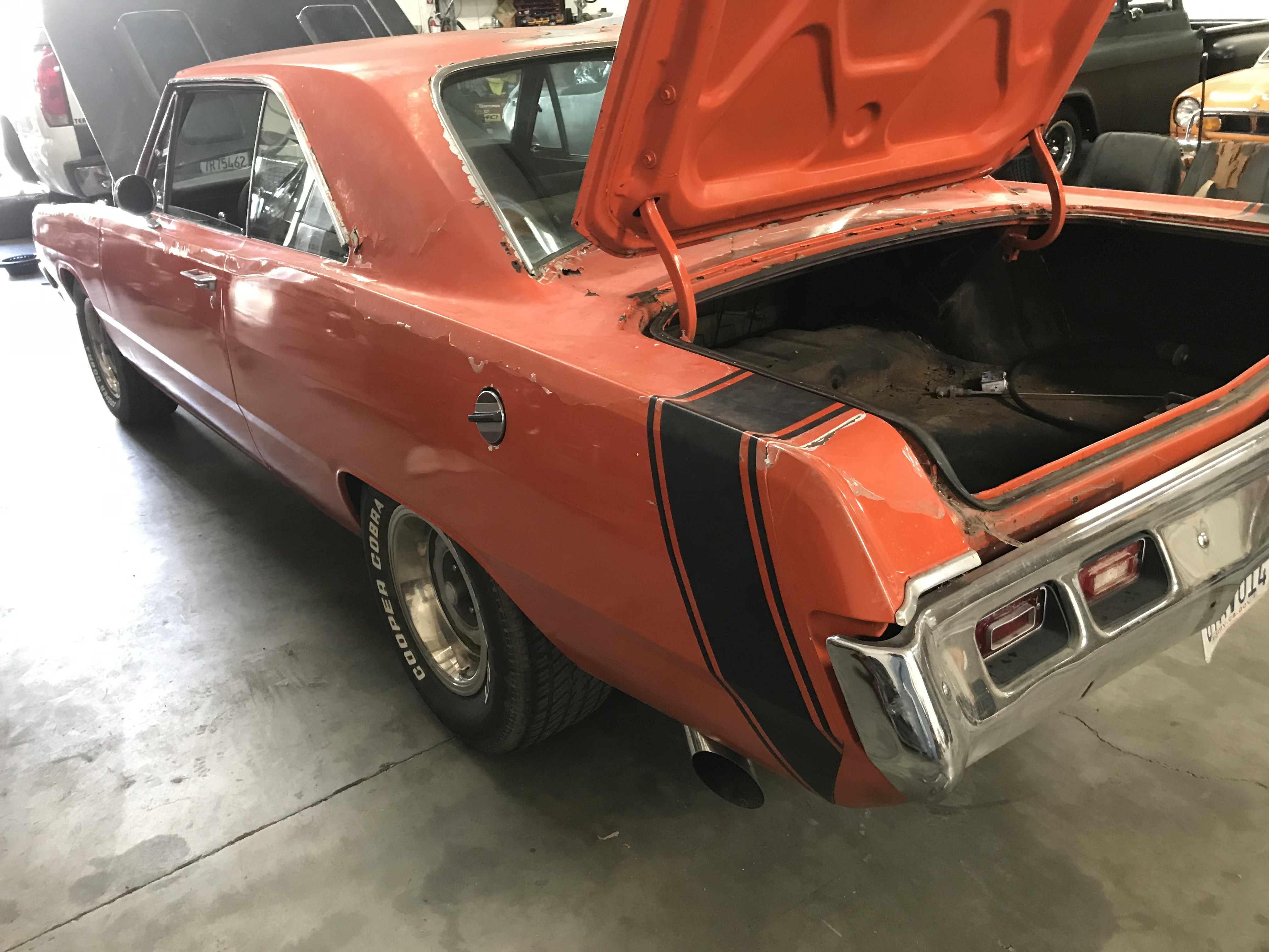 1972 Dadge Dart by DRIVEN.co