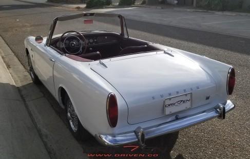 1964 Sunbeam Alpine GT by DRIVEN.co