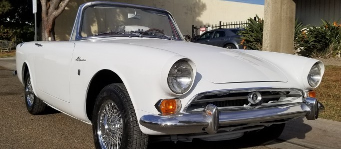 1964 Sunbeam Alpine GT by DRIVEN.co
